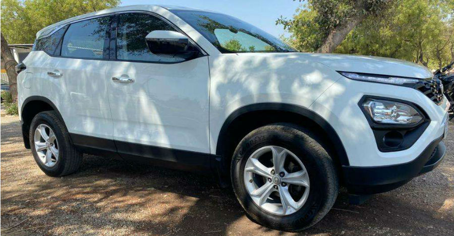 Almost-new Tata Harrier SUVs for sale: CHEAPER than new