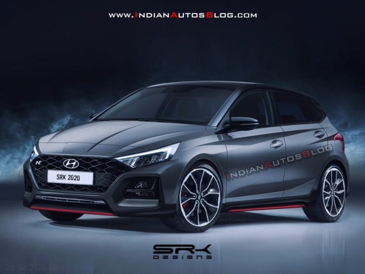 Next-gen Hyundai i20 Elite: What it's high performance version could look like