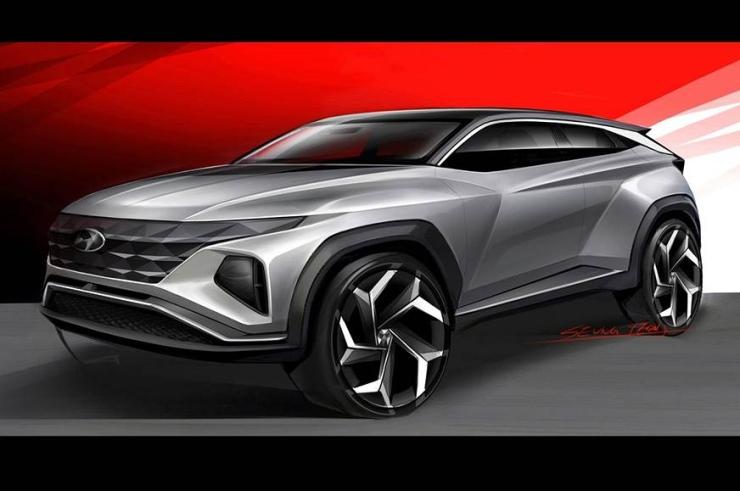 Hyundai T Concept Ev