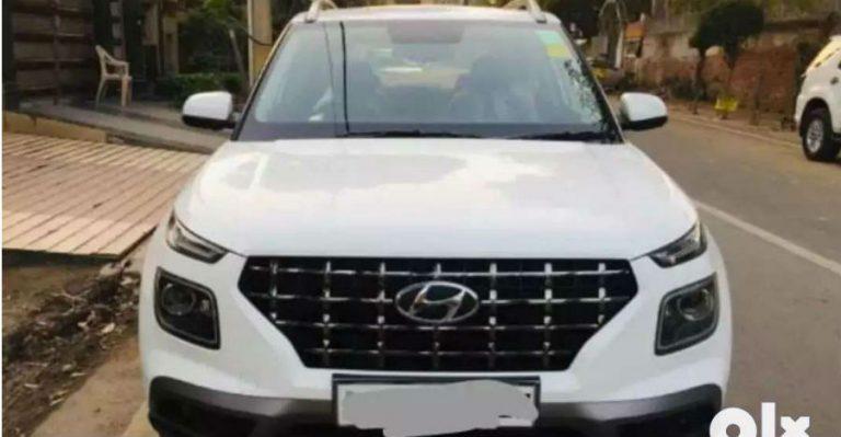 Hyundai Venue 0