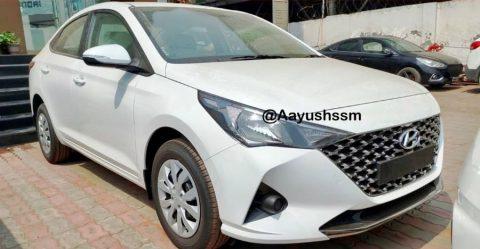 Hyundai Verna 1