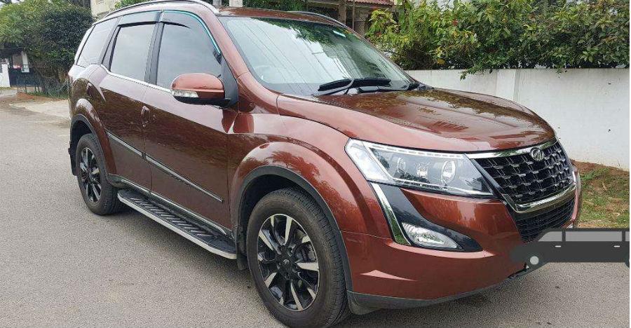 Mahindra Xuv500 0