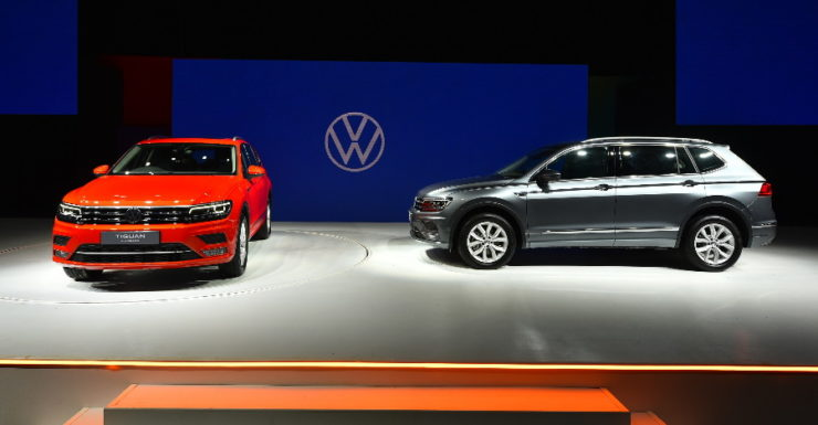 Volkswagen Tiguan AllSpace launched in India