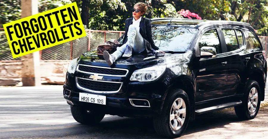 10 FORGOTTEN Chevrolet & Opel cars & SUVs of India