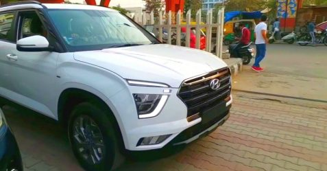 Hyundai Creta Delivery Featured