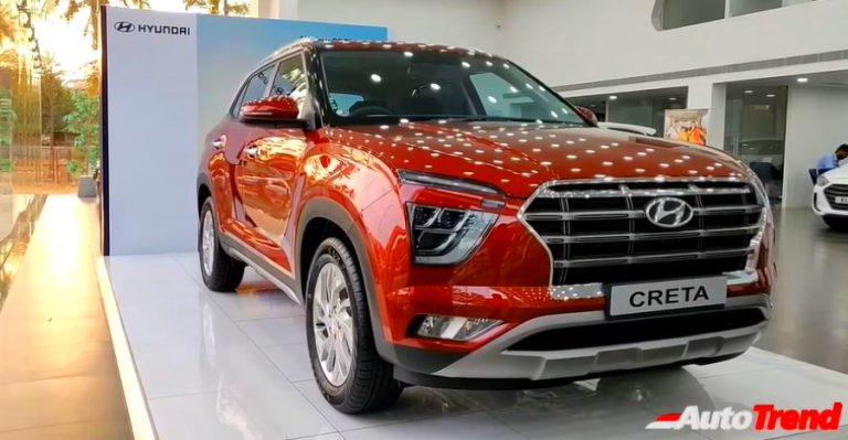 Hyundai Creta Sx Featured