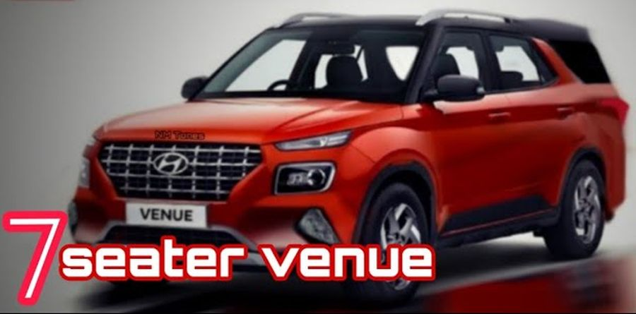 Hyundai Venue 7 Seater Render Featured