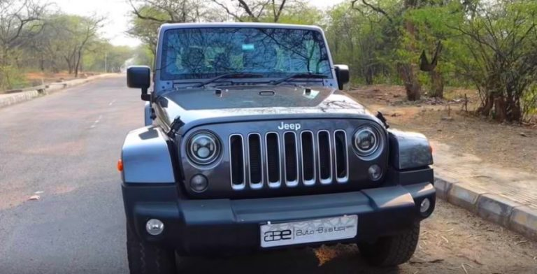Jeep Wrangler Used Featured