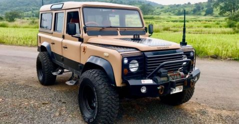 Land Rover Defender Used