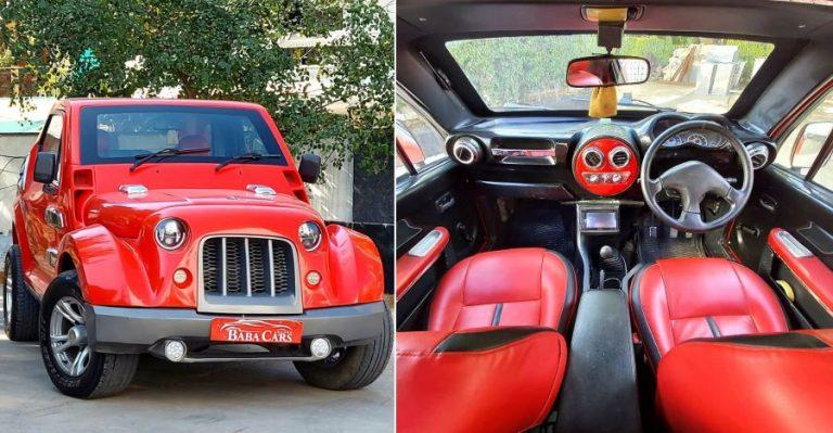Mahindra Thar Dc Modified Featured
