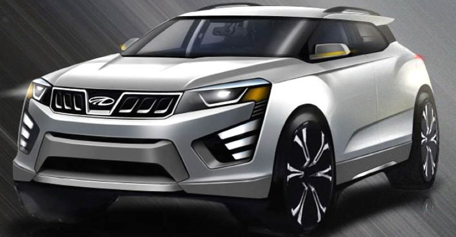 Mahindra Xuv500 Sketch Featured