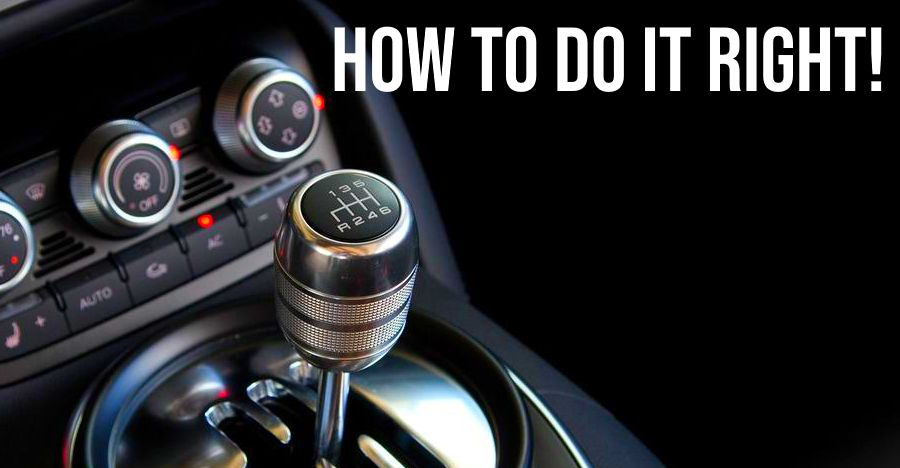 5 tips to protect your car's gearbox