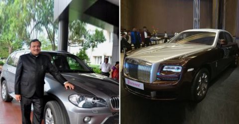 Parveen Travels Owner Rolls Royce Featured