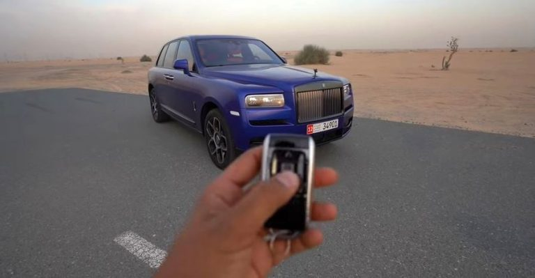 Rolls Royce Cullinan Drive Featured