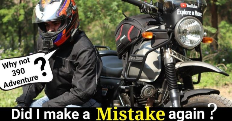 Royal Enfield Himalayan Bs6 Featured