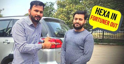 Tata Hexa Toyota Fortuner Featured