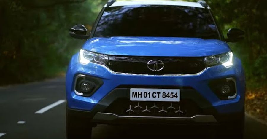 Tata Nexon Facelift: New official video shows the SUV inside out