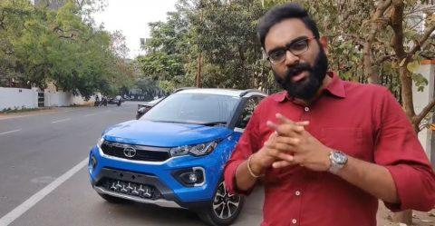 Tata Nexon Facelift Featured
