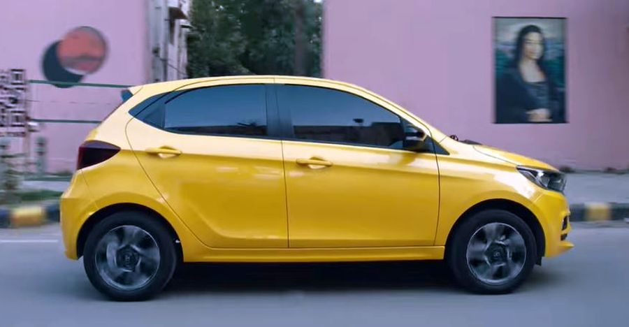 Tata Tiago Facelift TVC: Check it out [Video]