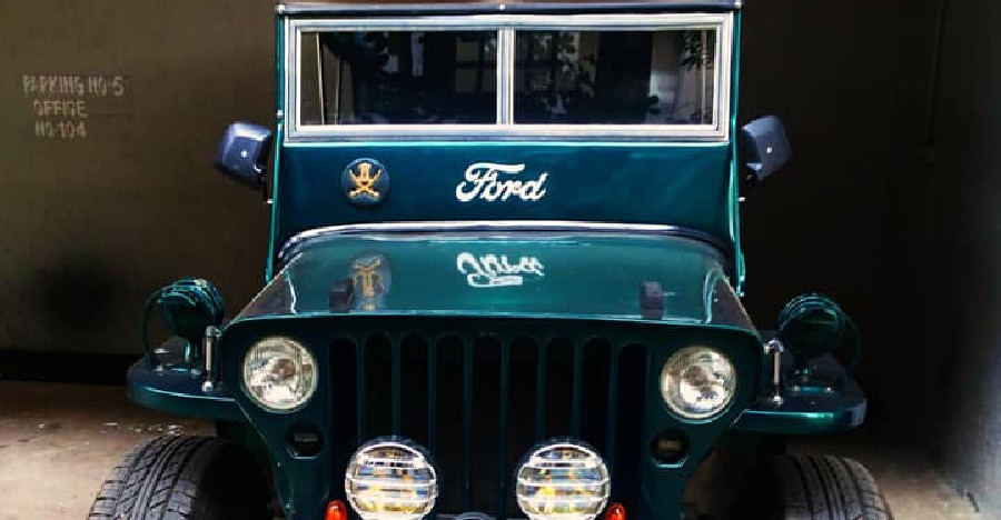 1962 Ford Jeep GPW for sale: Gorgeous vintage car going cheap