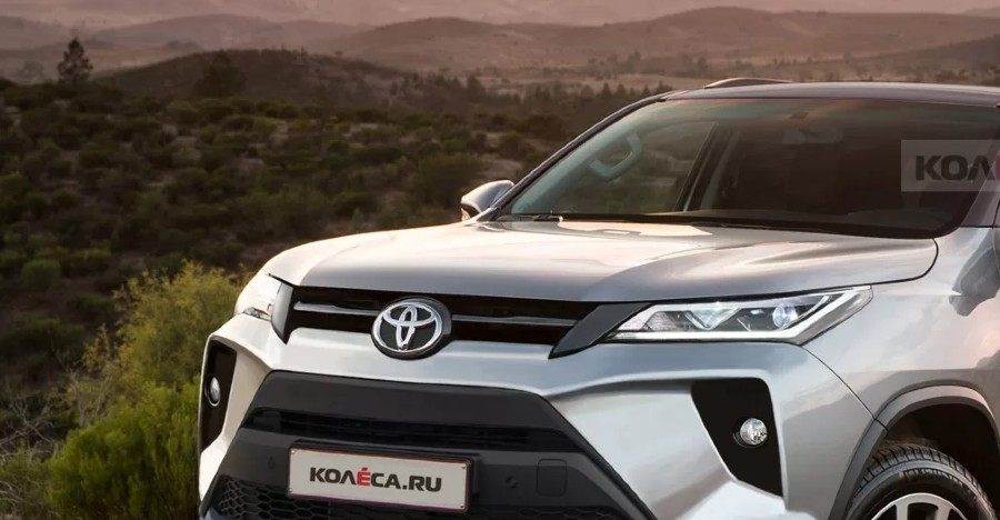 2020 Toyota Fortuner Facelift to get a big power & torque BOOST: Details