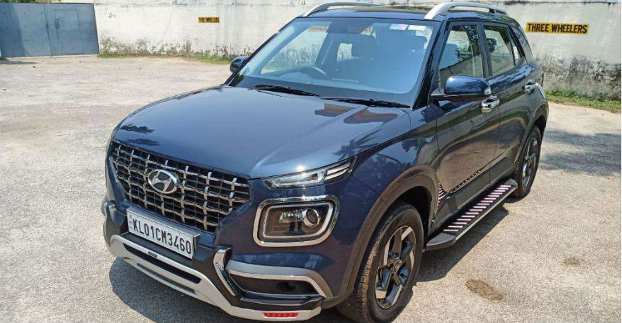 Almost-new used Hyundai Venue sub-4m compact SUVs for sale: SKIP the waiting period