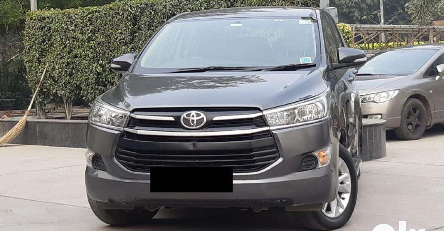 Luxurious, Used DC Design Innova Crysta for sale at an attractive price