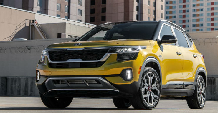 Kia Seltos Electric SUV: What to expect