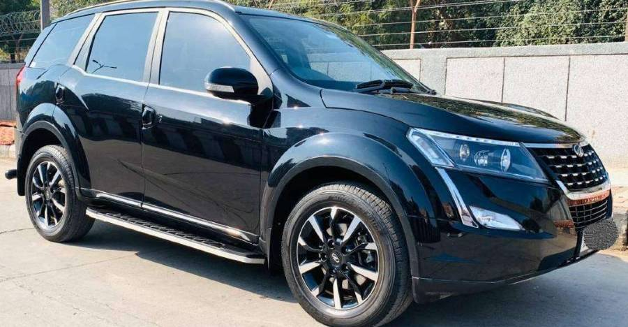 Almost-new used Mahindra XUV500 SUVs for sale: CHEAPER than new