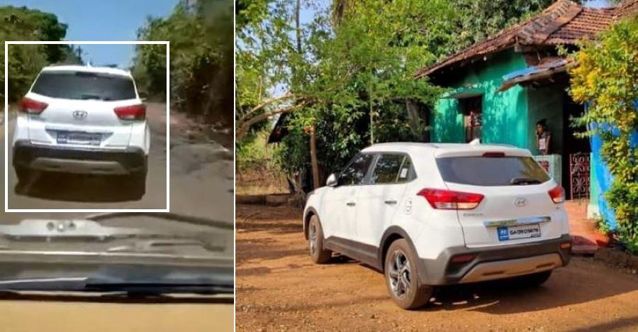 Minor in a Hyundai Creta blocks an ambulance: Criminal case registered [Video]