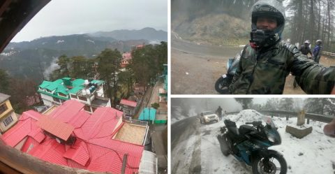 Himanshu Travelogue Fb 1