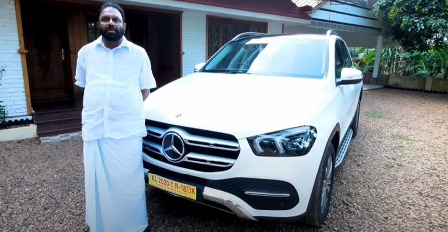 Kerala RTO does NOT allow Mercedes GLE owner to register the BS6 SUV