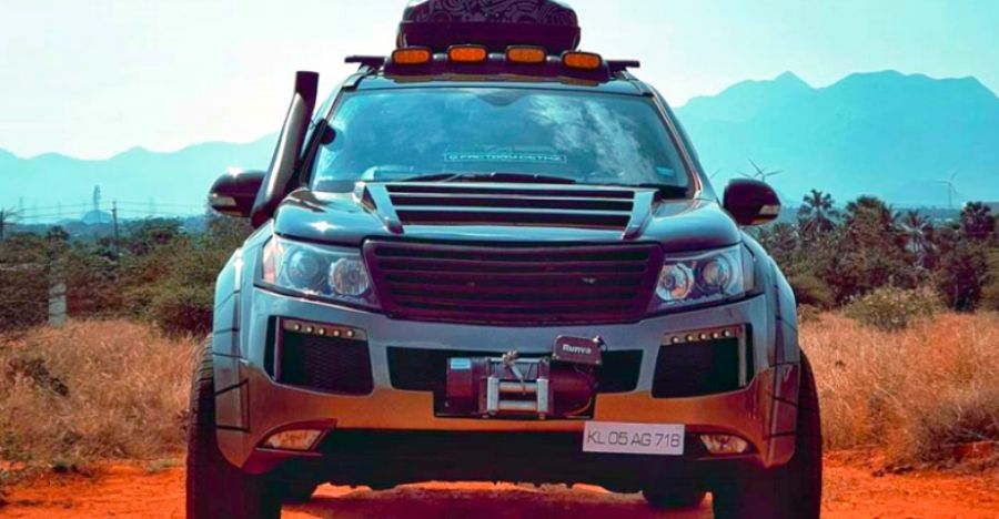 Mahindra Xuv500 Modified Featured