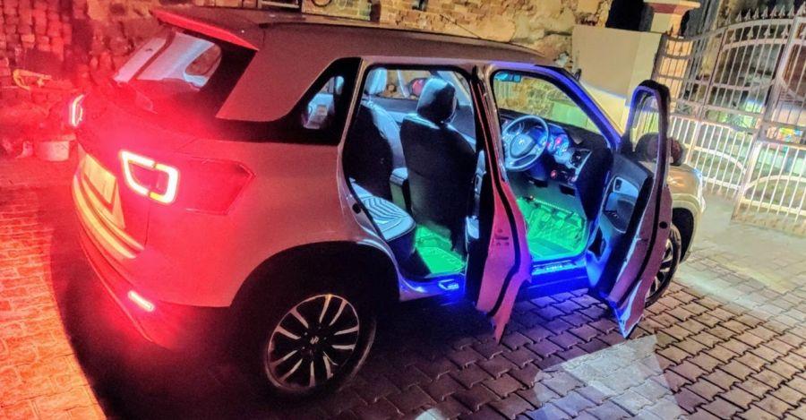 Maruti Brezza Facelift Modified Featured