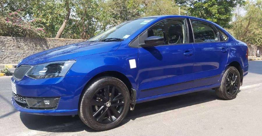 Almost-new used Skoda Rapid sedans for sale: CHEAPER than new