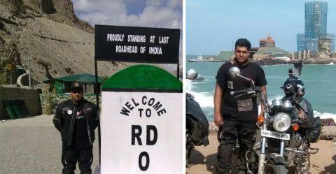 Ridham Travelogue Fb