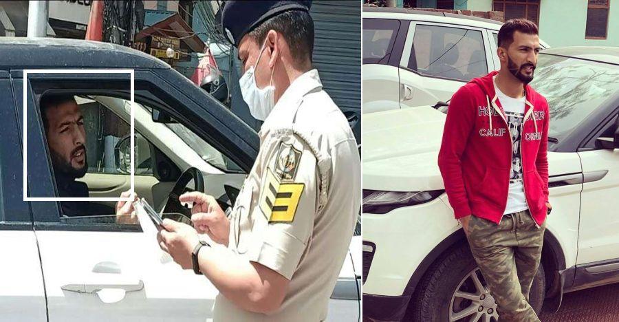 Rishi Dhawan Busted Corona Virus Lockdown Featured
