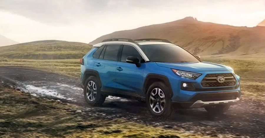 Toyota official: RAV4 SUV more suitable for India than new Corolla!