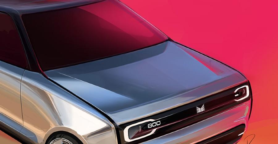 Maruti Suzuki 800 EV: What it could look like if built