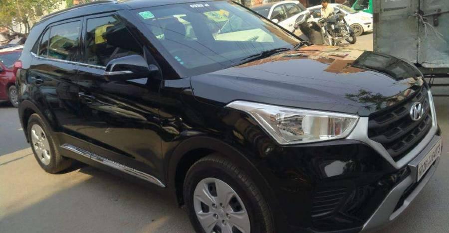 Almost-new used Hyundai Creta SUVs for sale: CHEAPER than new
