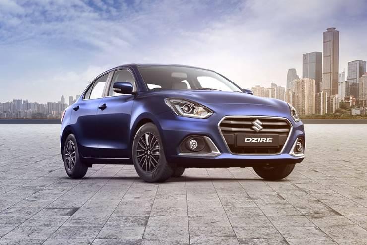 Maruti Suzuki Dzire BS6 gets discount of Rs. 48,000: Details