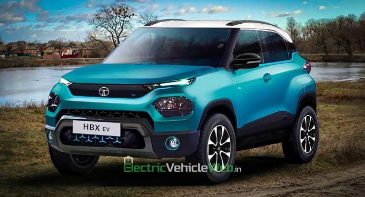 Tata Hornbill Electric micro SUV: What it'll look like