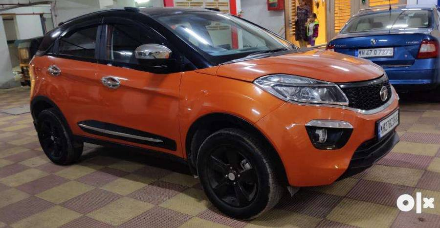 Almost-new used Tata Nexon sub-4m C-SUVs for sale: AFFORDABLE than new