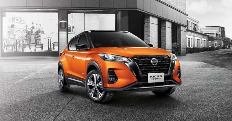 Nissan Kicks Facelift officially revealed in Thailand