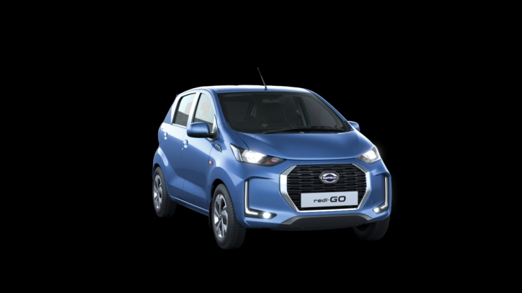 2020 Datsun Redi-Go BS6 Facelift launched: Prices start from Rs 2.83 lakh
