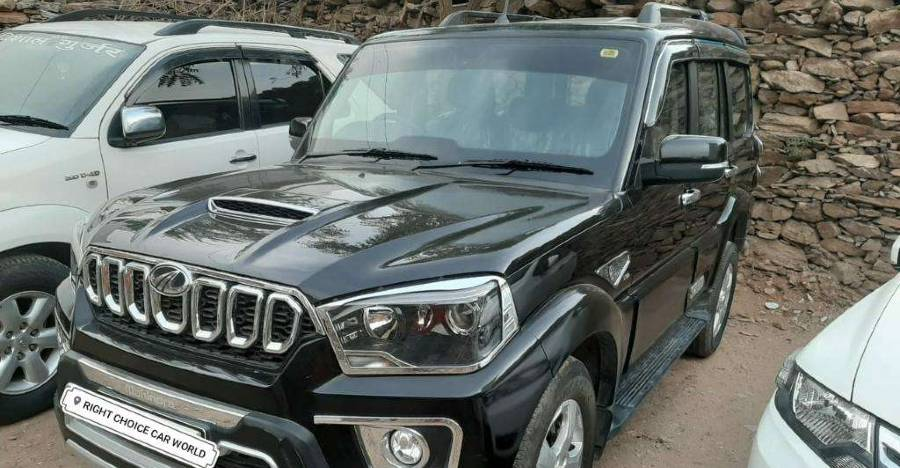 Almost-new Mahindra Scorpio SUVs for sale: Well-maintained and cheaper than new