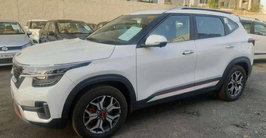 Almost-new, less-used Kia Seltos C-SUVs for sale: CHEAPER and under warranty