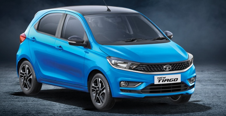 Tata Tiago Facelift: New TVC out