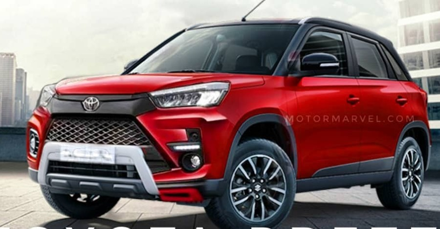Toyota Urban Cross: What the rebadged Maruti Brezza could look like