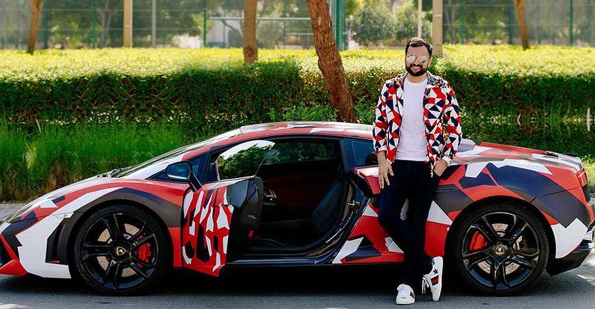 30 year-old billionaire Adel Sajan & his cars: Ferrari California to Bentley GT Speed